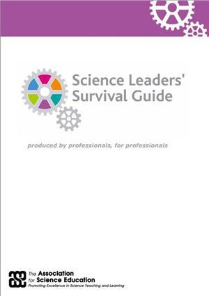 Cover image - Science leaders' survival guide