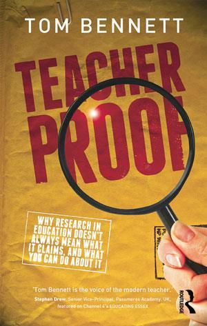 Book Cover - Teacher Proof