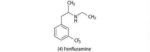 (4) fenfluramine