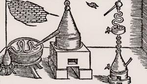 Roman distillation equipment