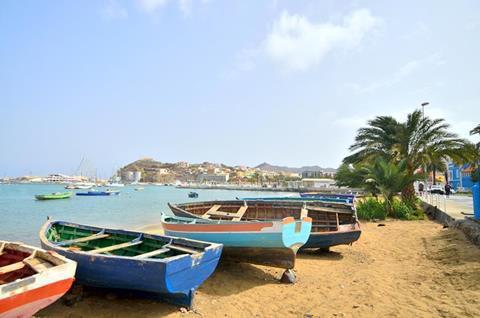 São Vicente in Cape Verde