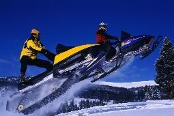 Snowmobiles - an application for self-healing polymers