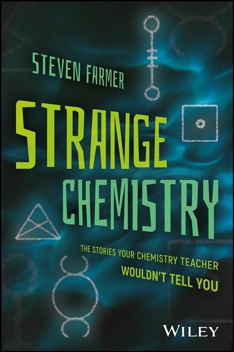 Strange Chemistry cover