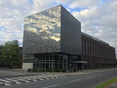 The Analog Devices Building at the University of Limerick, Ireland