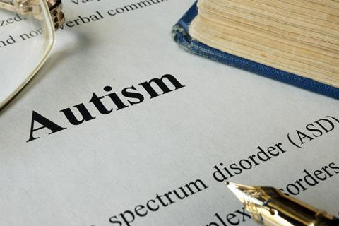 Autism in an academic text