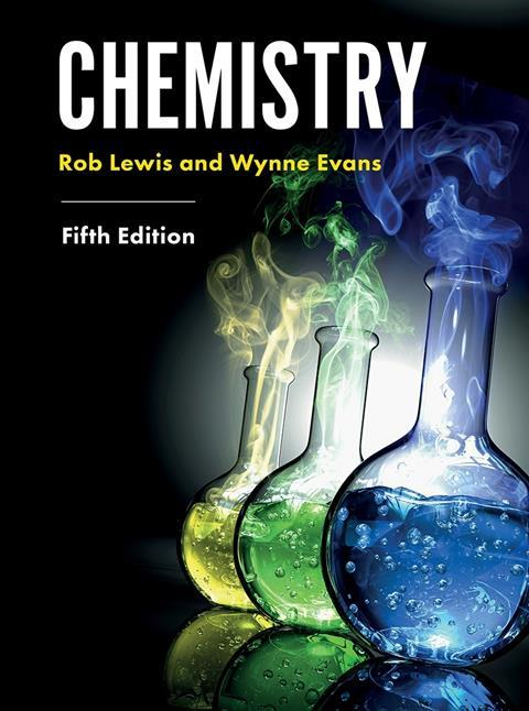 Cover image, Chemistry, 5th edition