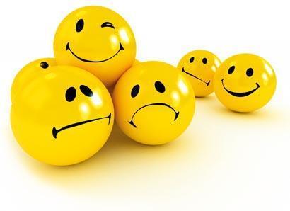 Smiley emoji faces