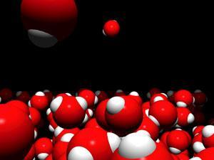 Computer simulation of molecules