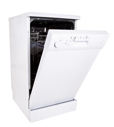 An image showing a dishwasher
