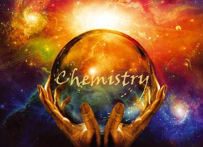 Holding chemistry in your hands