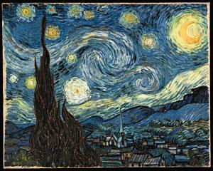 The genius of Van Gogh: Starry Night