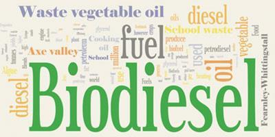 Words relating to biofuel