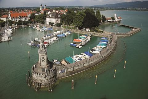 Lake Constance in Germany