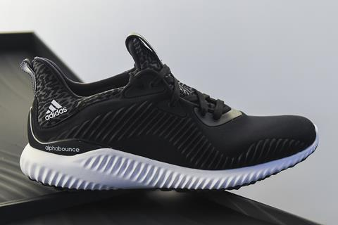 An image showing an Adidas Alphabounce shoe
