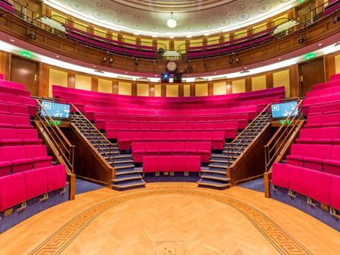 Faraday theatre