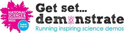 Get set demonstrate logo