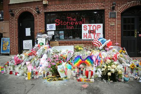 The Stonewall Inn, Manhattan