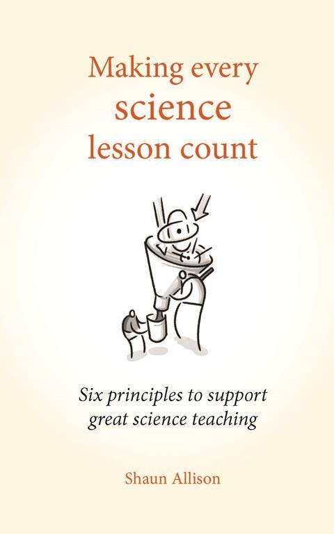 Making every science lesson count- book cover