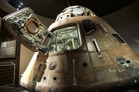 Apollo 13 LEM capsule