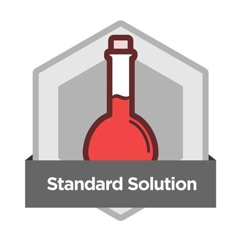 Standard Solution digital badge