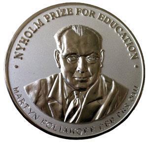 Nyholm medal