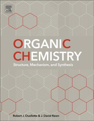 Cover - Organic chemistry: structure, mechanism and synthesis