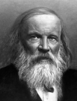 Trouble in the periodic table feature education in chemistry dimitri mendeleev creator of the first periodic table urtaz Choice Image