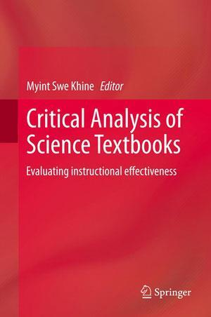 Critical analysis of science textbooks | Review | Education in Chemistry