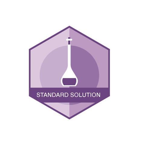 Standard Solution badge
