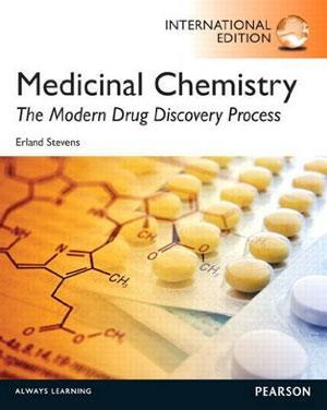 Book cover - Medicinal chemistry: the modern drug discovery process